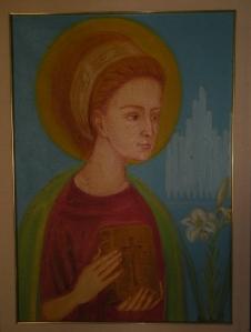 Padre Bonifacio Salice, Santa Cecilia