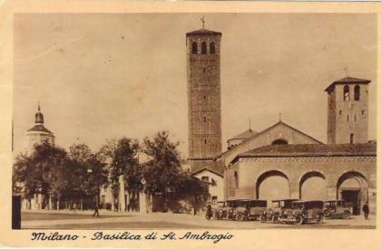 s.ambrogio anni ' 30