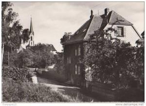 La casa di Schweitzer a Günsbach