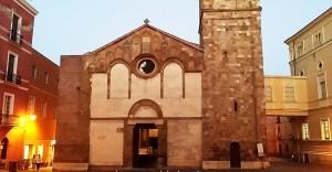 Facciata della Cattedrale di Iglesias