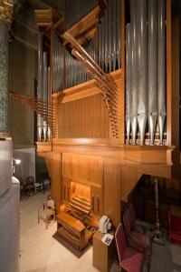 Organo Tamburini di Santa Maria Segreta